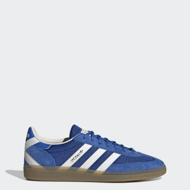 Frauen Originals Handball Spezial Schuh Blau