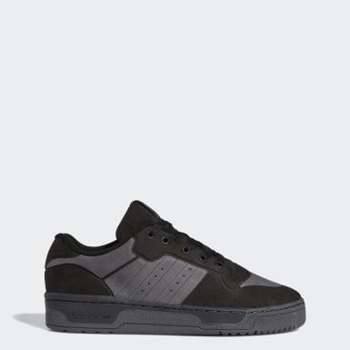 Sapatos Rivalry Low Preto Originals
