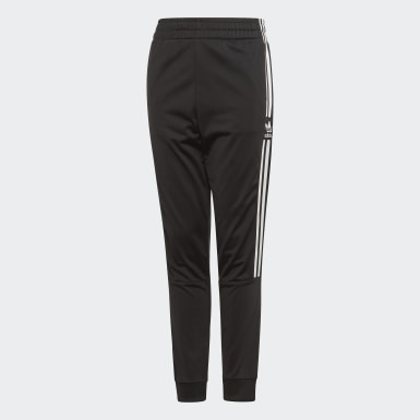 Boys Originals Black Joggers