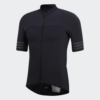 Maillot Adistar Engineered Woven Noir Hommes Cyclisme