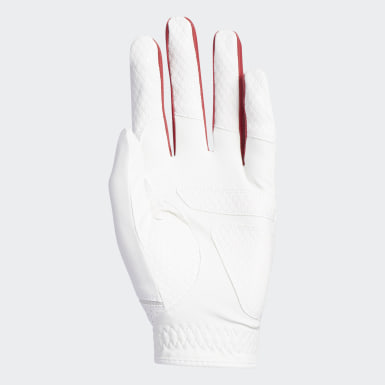 Men Golf White Non-Slip Glove