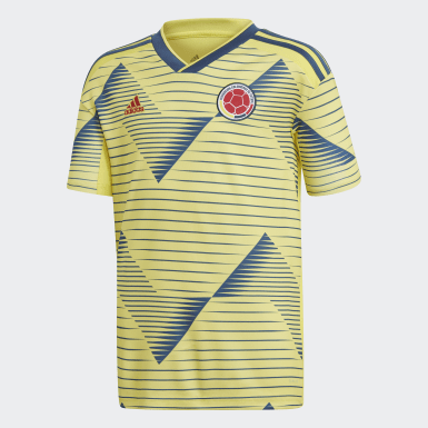 Camiseta de local de Colombia