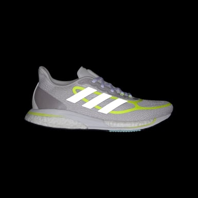 Sapatos Supernova+ Cinzento Mulher Running