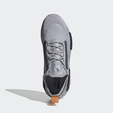Sapatos NMD_R1 Spectoo Cinzento Originals