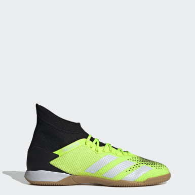 Zapatos de Fútbol Predator Mutator 20.3 Cancha Cubierta Verde Fútbol