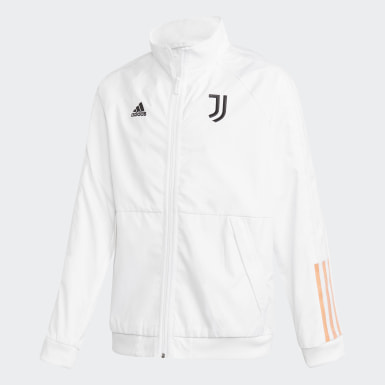 Veste Anthem Juventus Blanc Enfants Football