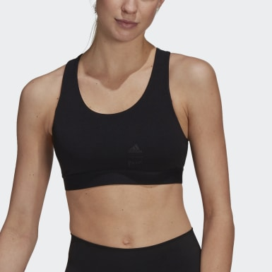 Women Training White Parley Bra