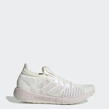 Frauen Running Pulseboost HD LTD Schuh Weiß