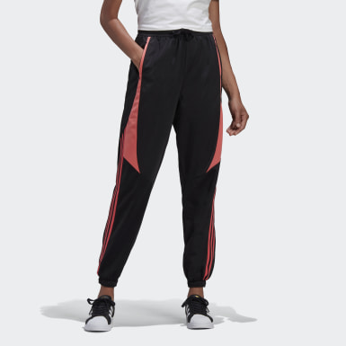 Women Originals Black Tracksuit Bottoms