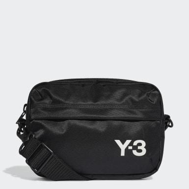 Bolso cruzado Y-3 Negro Y-3
