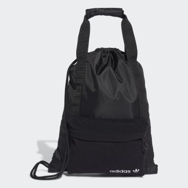 Essentials Black Premium Essentials Gym Sack Shopper Bag