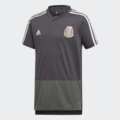 Jersey Mexico Training