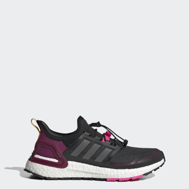 Women Running Black Ultraboost WINTER.RDY Shoes