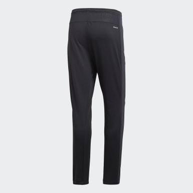 Men Training Black Cool 365 Stretch Pants