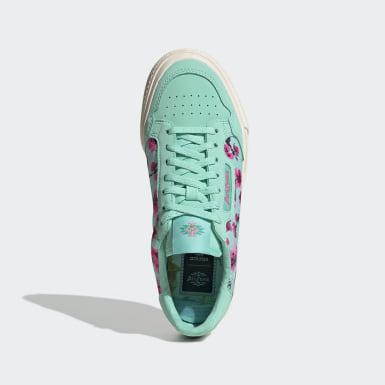 Børn Originals Grøn Continental Vulc sko