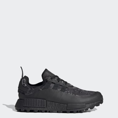 Herr Originals Svart NMD_R1 Trail GORE-TEX Shoes