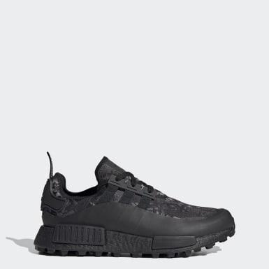 Sapatos NMD_R1 Trail GORE-TEX Preto Homem Originals