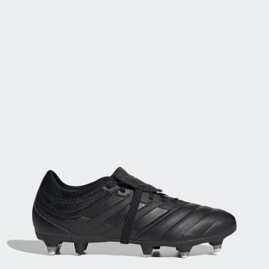 Botas de Futebol Copa Gloro 20.2 – Piso mole Preto Futebol