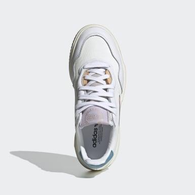 Kvinder Originals Hvid SC Premiere sko