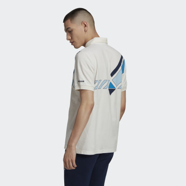 Heren Originals Wit Archive Tennis Polo