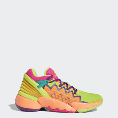 Basketball Pink D.O.N. Issue #2 Shoes