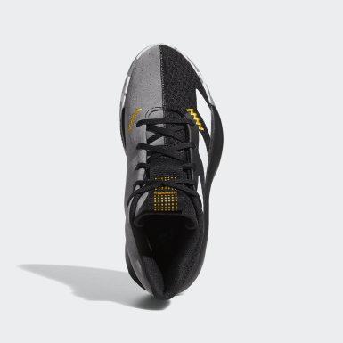 Tenis para básquet Pro Next 2019 (UNISEX) Negro Niño Basketball