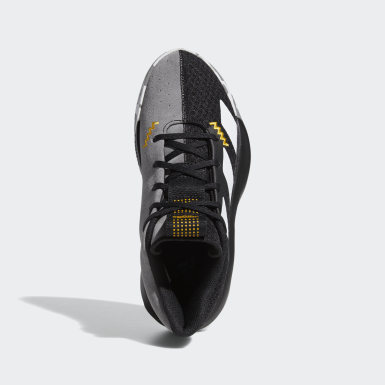 Tenis para básquet Pro Next 2019 Negro Niño Basketball
