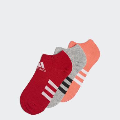 розовый Три пары носков Low