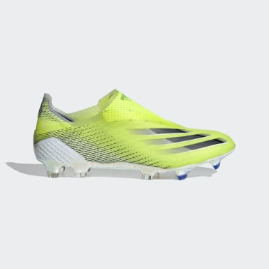 Scarpe da calcio X Ghosted+ Firm Ground Giallo Calcio
