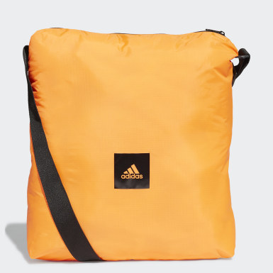 Training Orange Light Shopper Bag