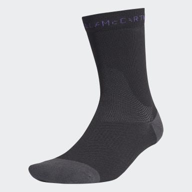 черный Носки adidas by Stella McCartney