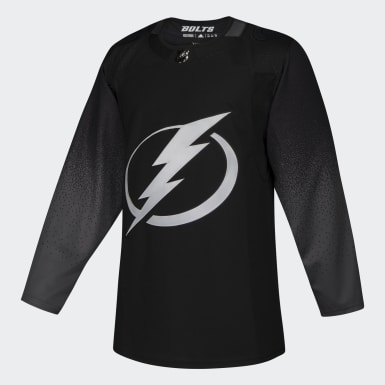 Men's Hockey Multicolor Lightning Alternate Authentic Jersey