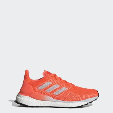 Sapatos Solarboost 19 Laranja Mulher Running
