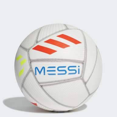Balón Capitano Messi Blanco Fútbol