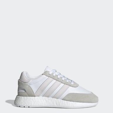 Women Originals White I-5923 Shoes