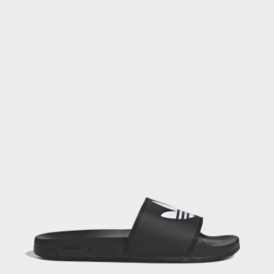 Men Originals Black Adilette Lite Slides