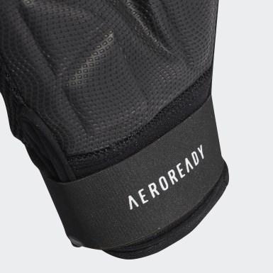 черный Тренировочные перчатки