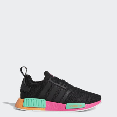 NMD_R1 W Negro Mujer Originals