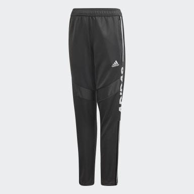 Pantalon d'entraînement Tiro 19 gris Enfants Soccer