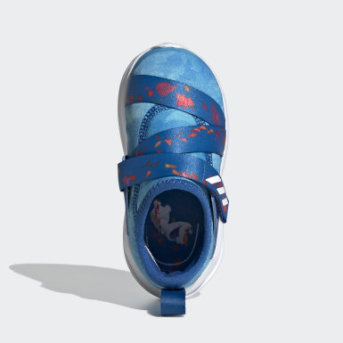 Infants Running Blue FortaRun X Frozen Shoes