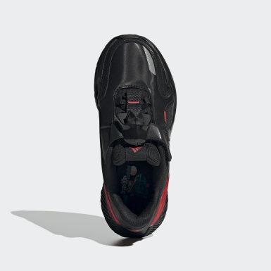 เด็ก วิ่ง สีดำ รองเท้า Star Wars 4uture RNR