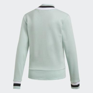 Women Originals Green Adistar Sweatshirt