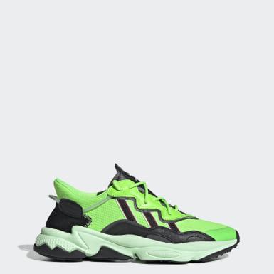 Sapatos OZWEEGO Verde Homem Originals