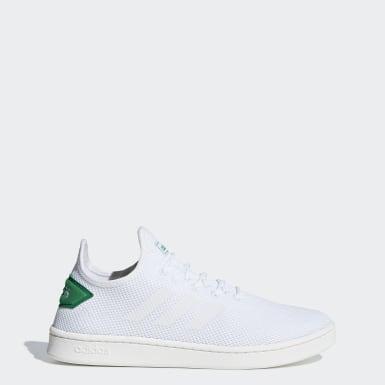 Sport Inspired สีขาว รองเท้า Court Adapt