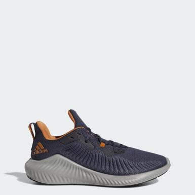 Men Running Blue Alphabounce+ Shoes