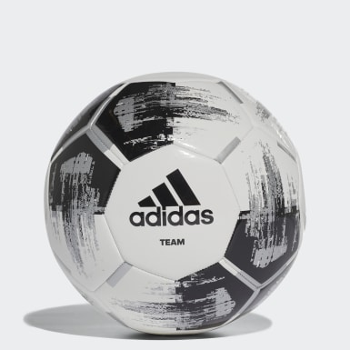 Men Football White Team Capitano Ball