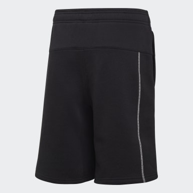 Youth Originals Black R.Y.V. Shorts