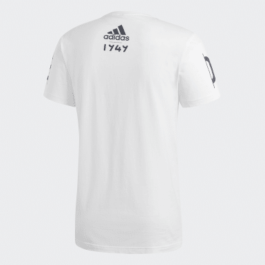 Men Athletics White Adi 360 Tee