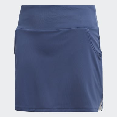 Dívky Tenis modrá Sukně Club