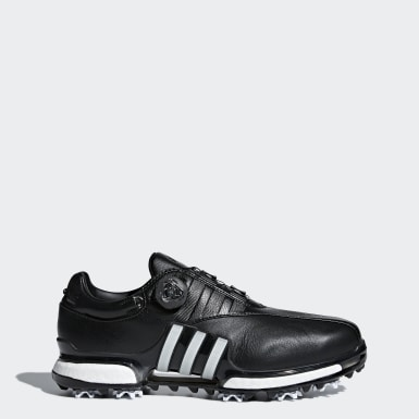 Men Golf Black Tour360 EQT Boa Shoes